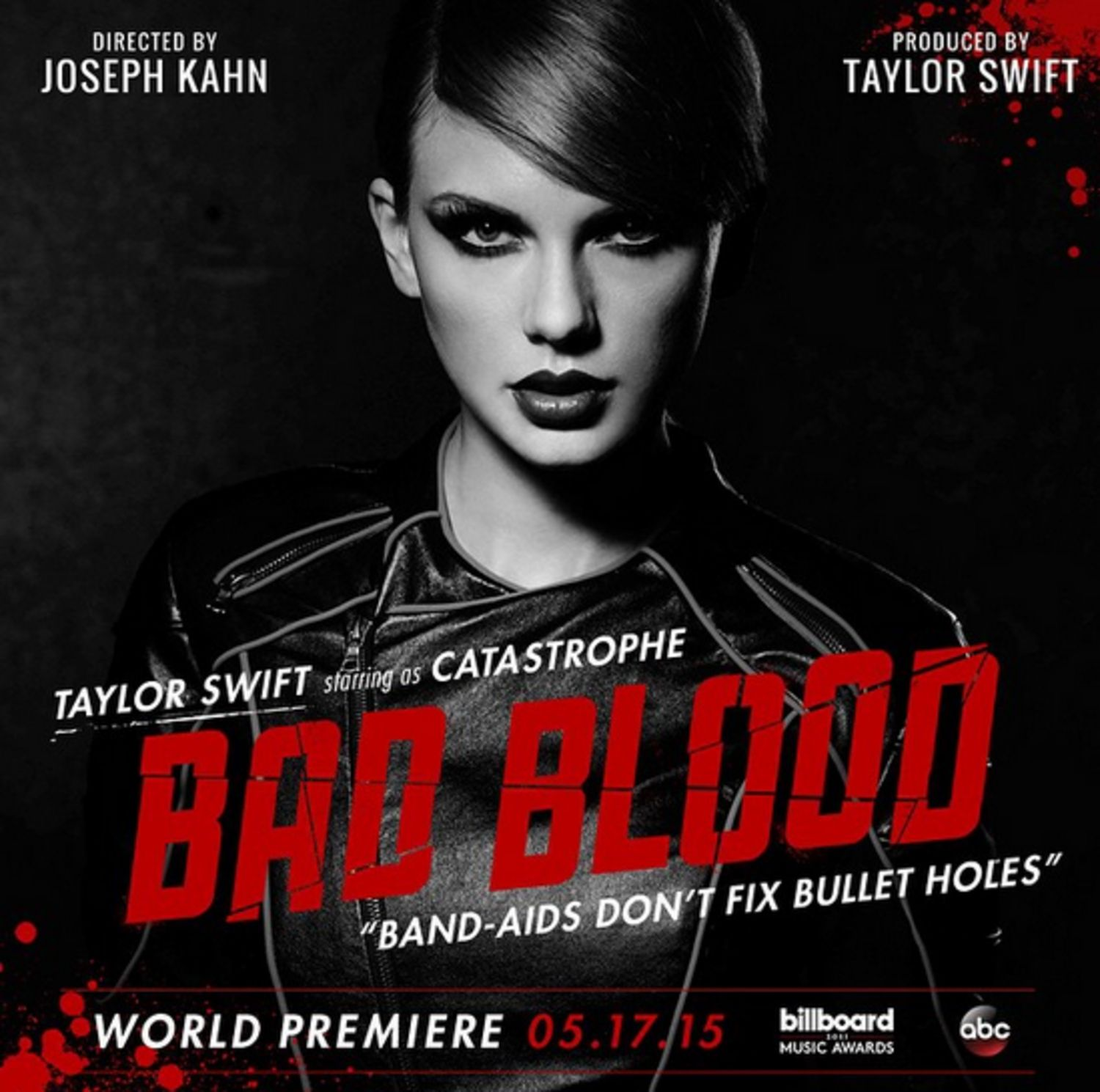 Taylor Swift's 'Bad Blood' Video Breaks Vevo Record