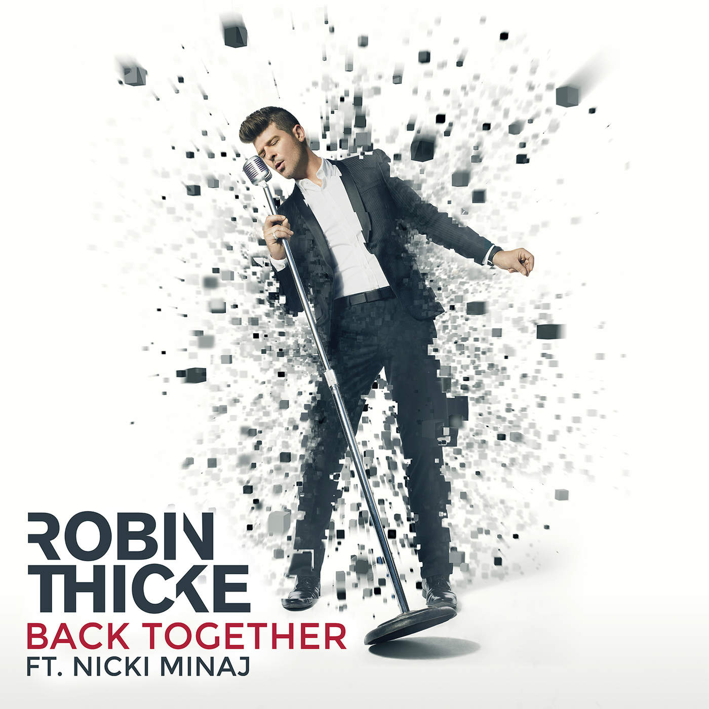 Robin Thicke – Back Together (Audio) ft. Nicki Minaj